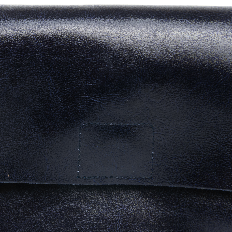 Сумка Женская Классическая кожа ALEX RAI 08-1 8605 blue - фото 4