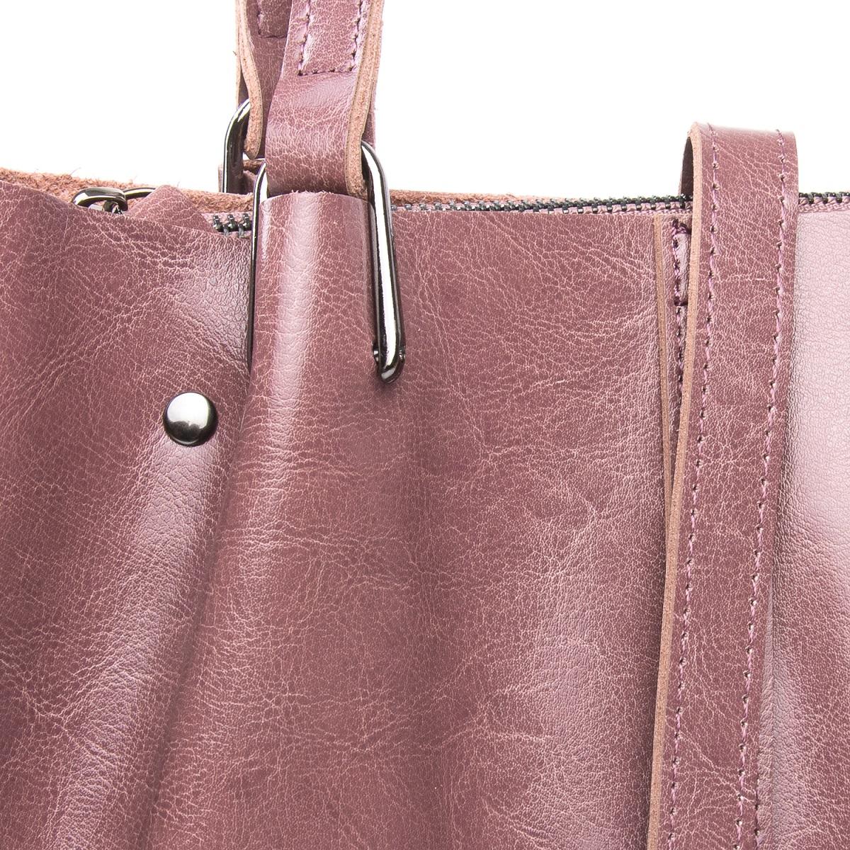 Сумка Женская Классическая кожа ALEX RAI 08-1 317-64 purple