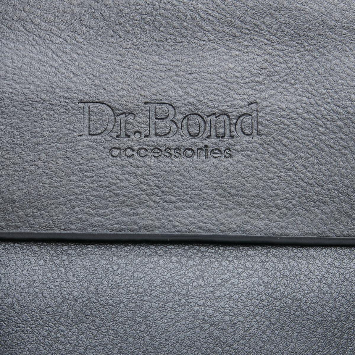 Сумка Мужская Планшет иск-кожа DR. BOND GL 316-3 black - фото 3