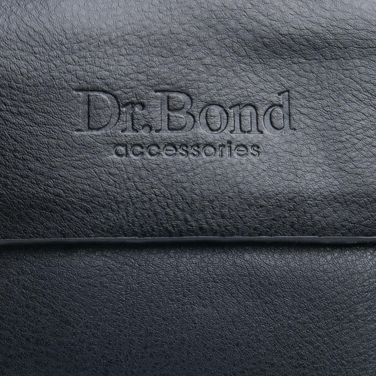 Сумка Мужская Планшет иск-кожа DR. BOND GL 316-0 black - фото 3