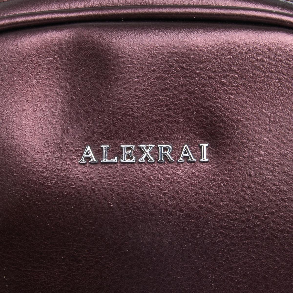 Сумка Женская Рюкзак кожа ALEX RAI 08-2 8695-2 brown - фото 5