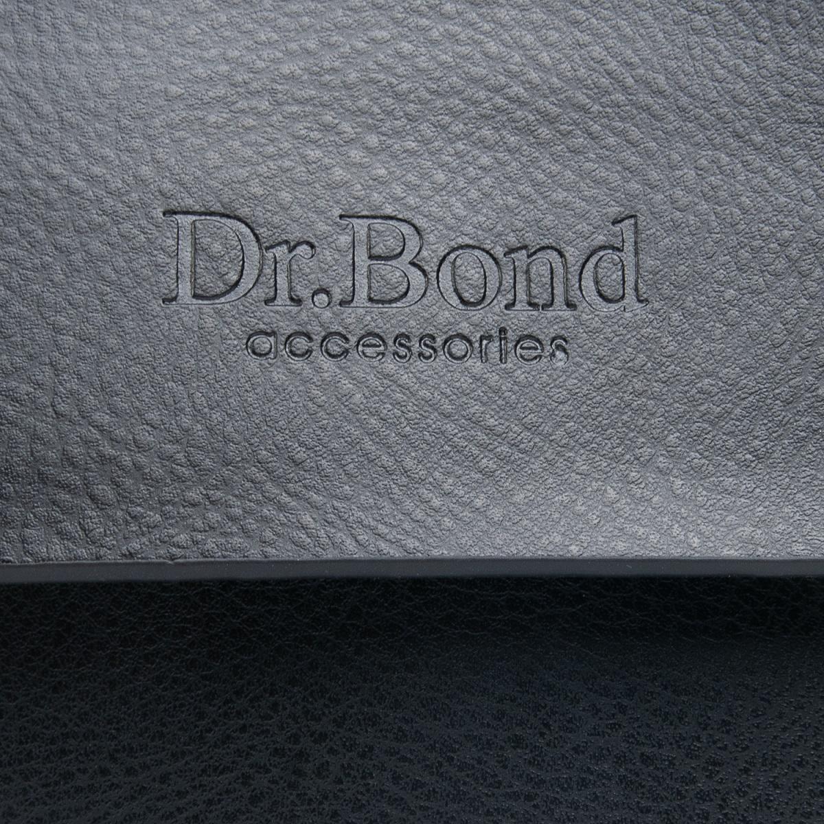Сумка Мужская Планшет иск-кожа DR. BOND GL 218-1 black - фото 3