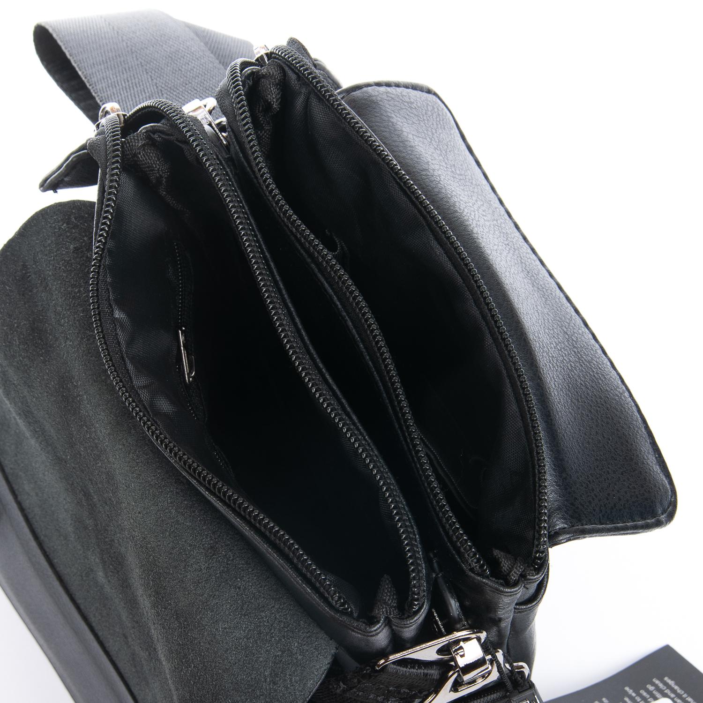 Сумка Мужская Планшет иск-кожа DR. BOND GL 218-1 black - фото 5
