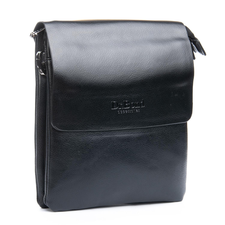 Сумка Мужская Планшет иск-кожа DR. BOND GL 218-3 black