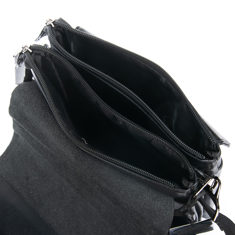 Сумка Мужская Планшет иск-кожа DR. BOND GL 218-3 black - фото 5