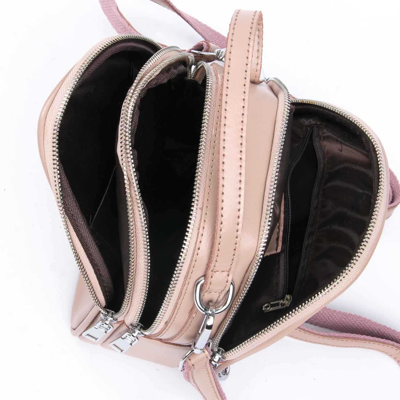 Сумка Женская Клатч кожа ALEX RAI 08-3 1189-220 pink - фото 5