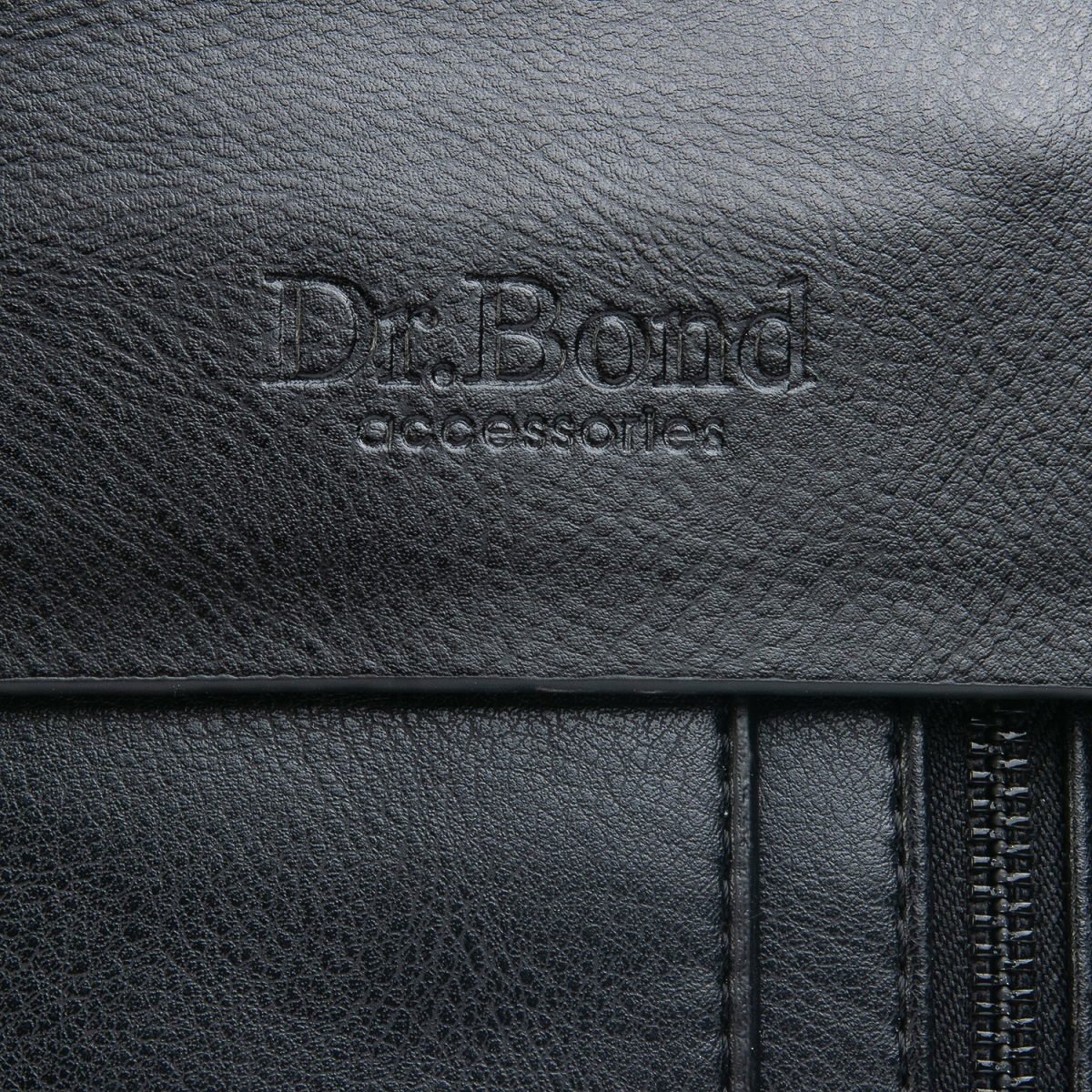 Сумка Мужская Планшет иск-кожа DR. BOND GL 318-2 black - фото 3