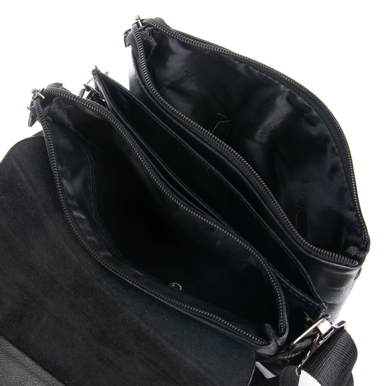 Сумка Мужская Планшет иск-кожа DR. BOND GL 318-3 black - фото 5