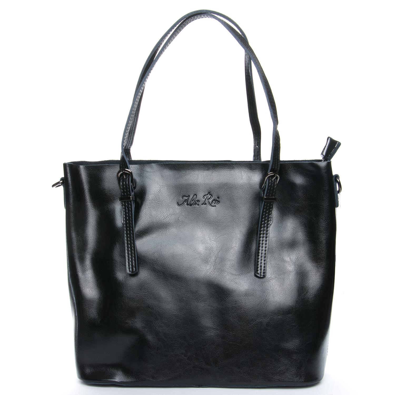 Сумка Женская Классическая кожа ALEX RAI 08-1 8603 black