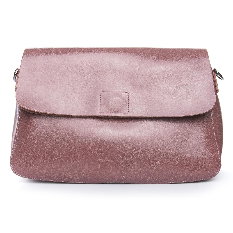 Сумка Женская Классическая кожа ALEX RAI 08-1 8605 purple