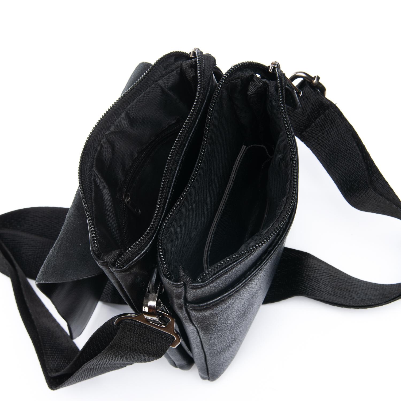Сумка Мужская Планшет иск-кожа DR. BOND GL 218-0 black - фото 5
