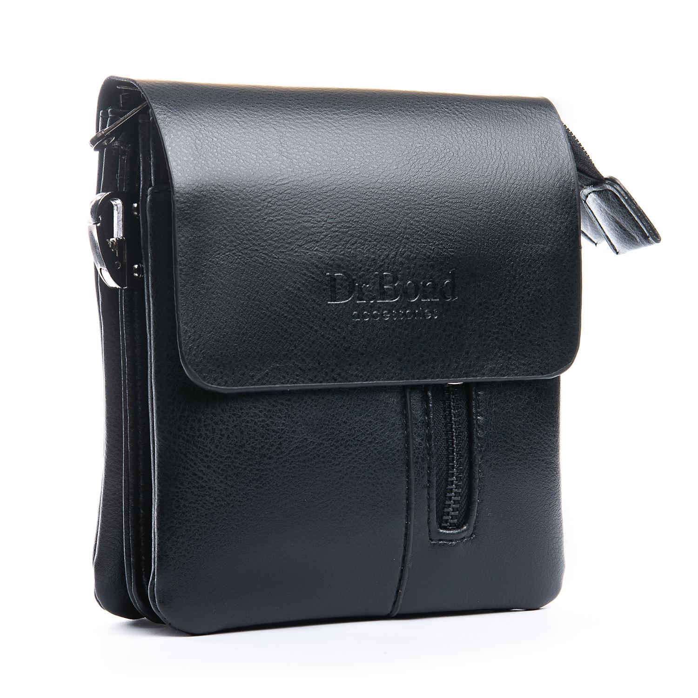 Сумка Мужская Планшет иск-кожа DR. BOND GL 218-0 black