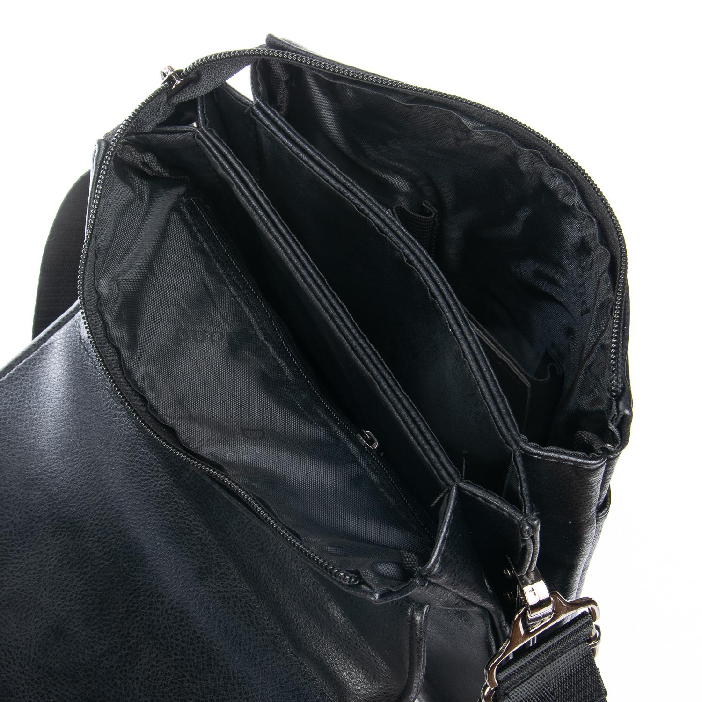 Сумка Мужская Планшет иск-кожа DR. BOND GL 319-3 black - фото 5
