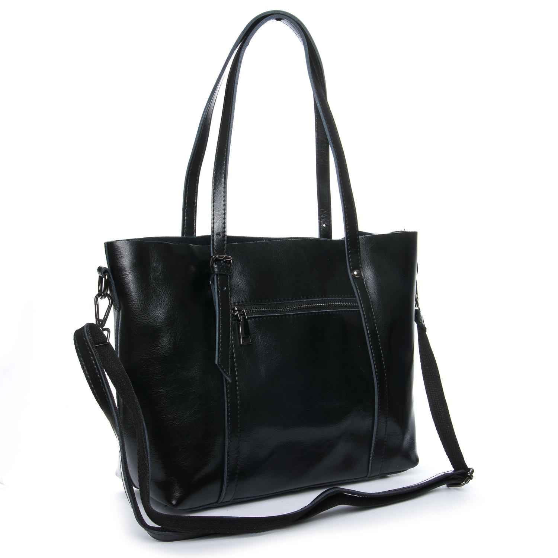 Сумка Женская Классическая кожа ALEX RAI 08-1 1535 black
