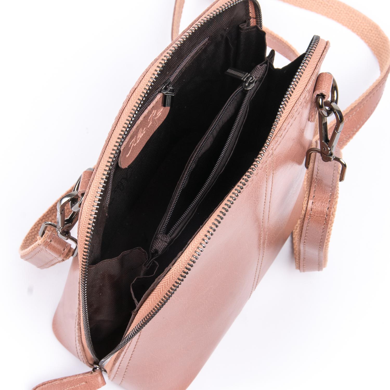 Сумка Женская Клатч кожа ALEX RAI 08-3 8803-220 pink