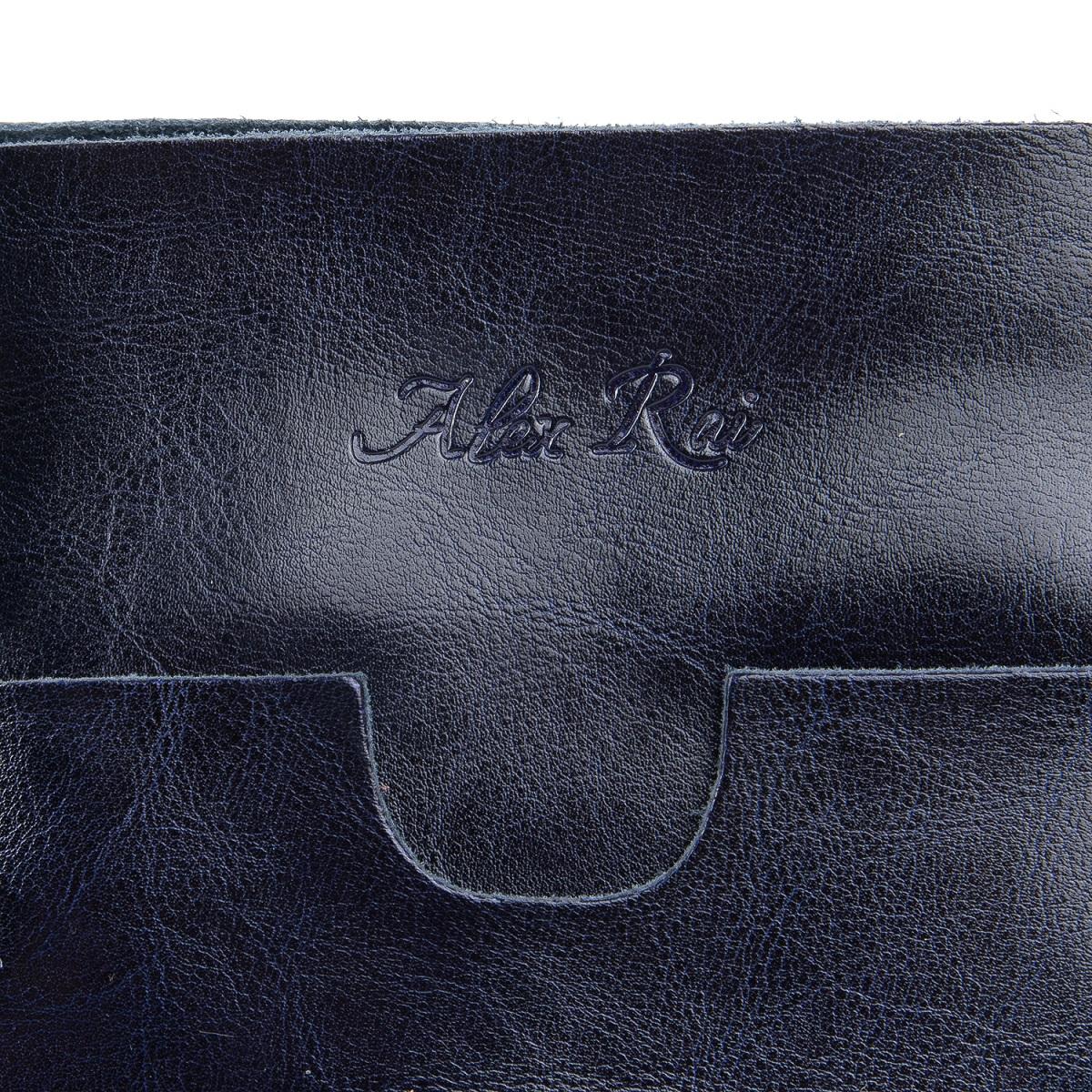 Сумка Женская Классическая кожа ALEX RAI 08-1 1535 blue - фото 4
