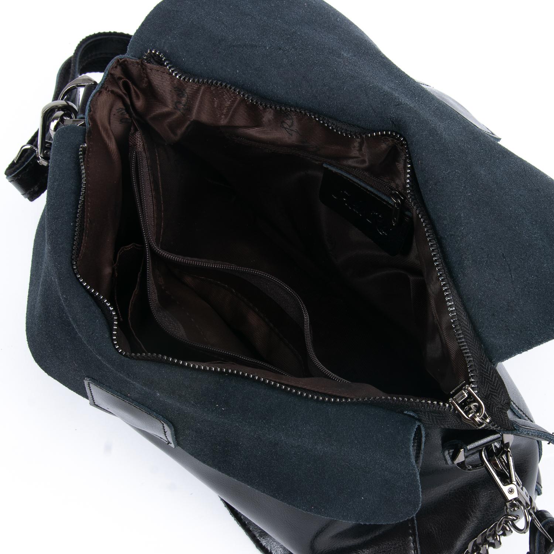 Сумка Женская Классическая кожа ALEX RAI 08-1 8605 black