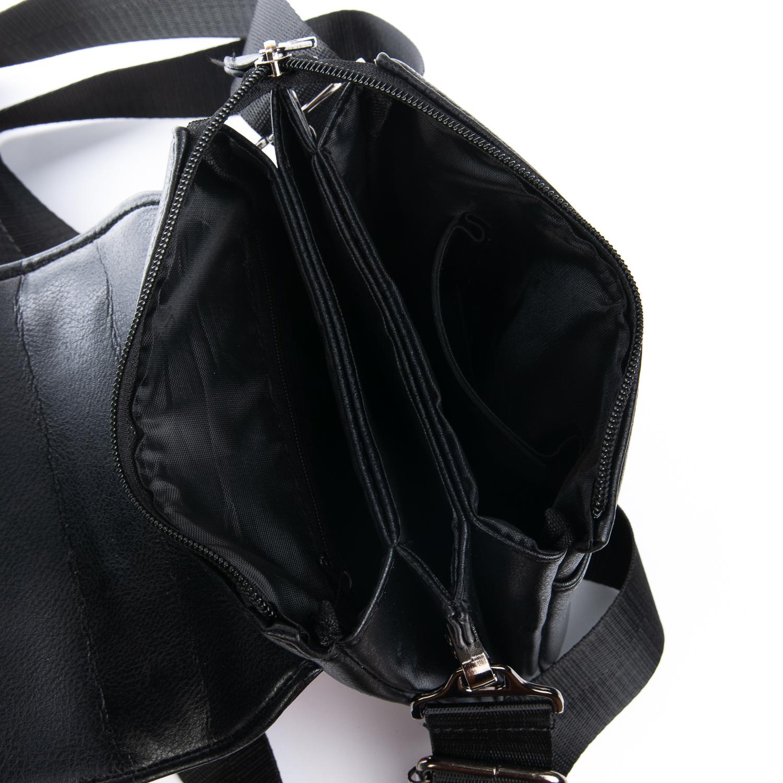 Сумка Мужская Планшет иск-кожа DR. BOND GL 319-1 black - фото 5