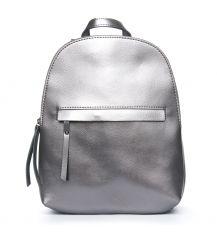 Сумка Женская Рюкзак кожа ALEX RAI 08-2 337 grey