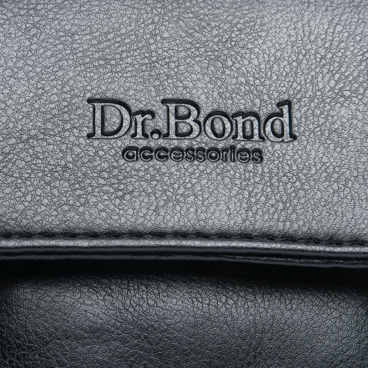 Сумка Мужская Планшет иск-кожа DR. BOND GL 319-0 black - фото 3