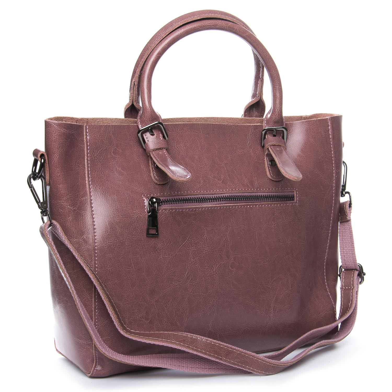 Сумка Женская Классическая кожа ALEX RAI 08-1 8223-64 purple