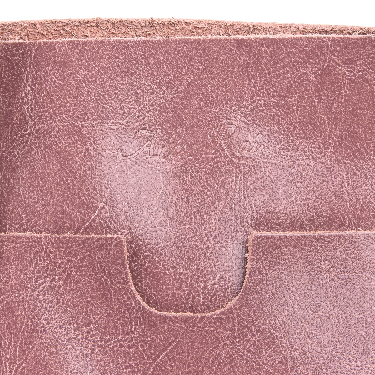 Сумка Женская Классическая кожа ALEX RAI 08-1 1535 violet - фото 4