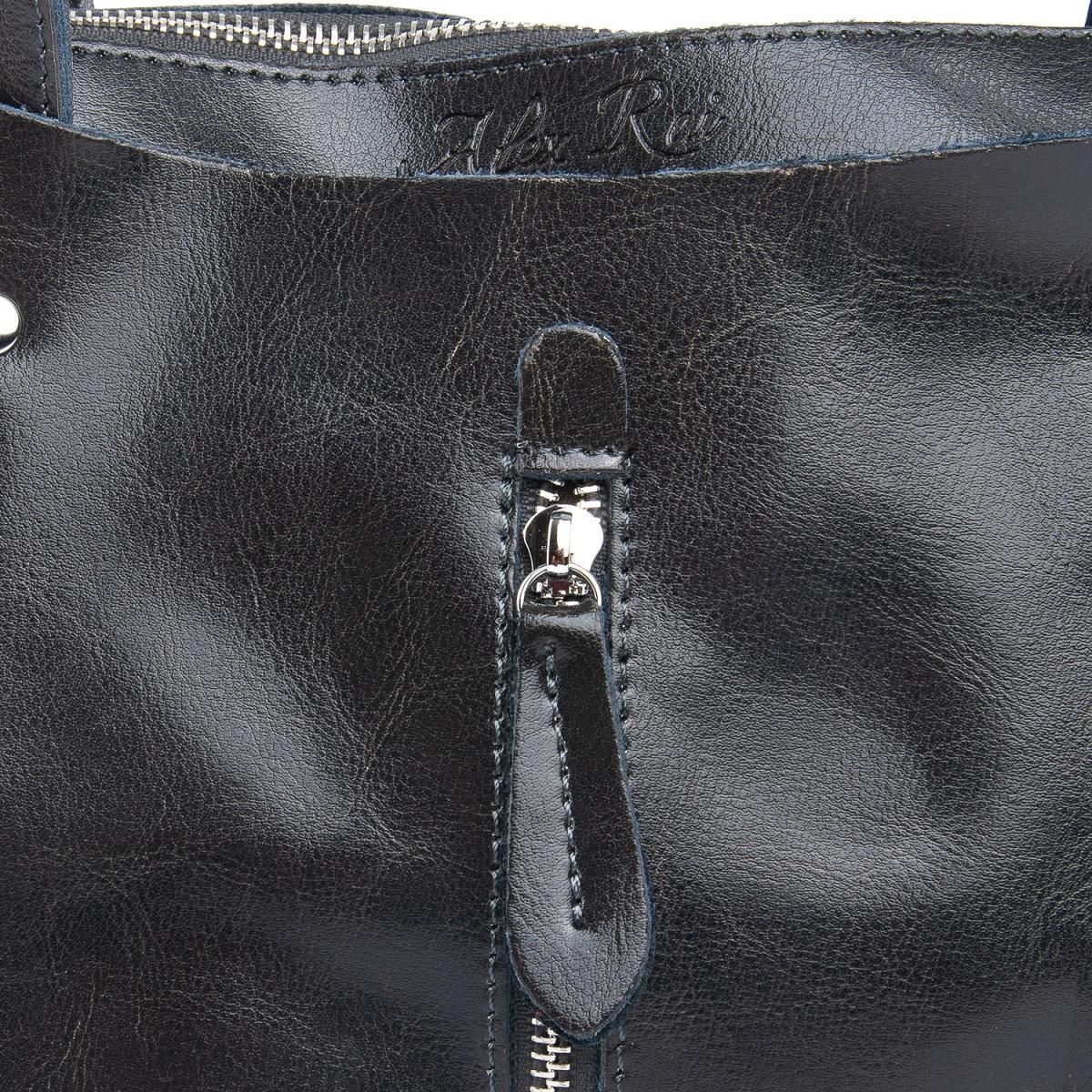 Сумка Женская Классическая кожа ALEX RAI 08-1 1542-64 grey