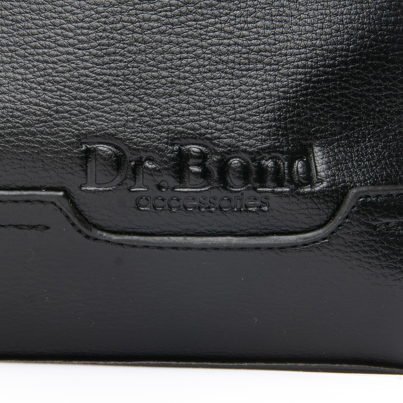 Сумка Для документов иск-кожа DR. BOND A132-3 black - фото 3