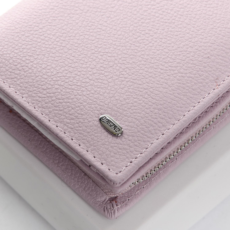 Кошелек Classic кожа DR. BOND WMB-3M pink - фото 3