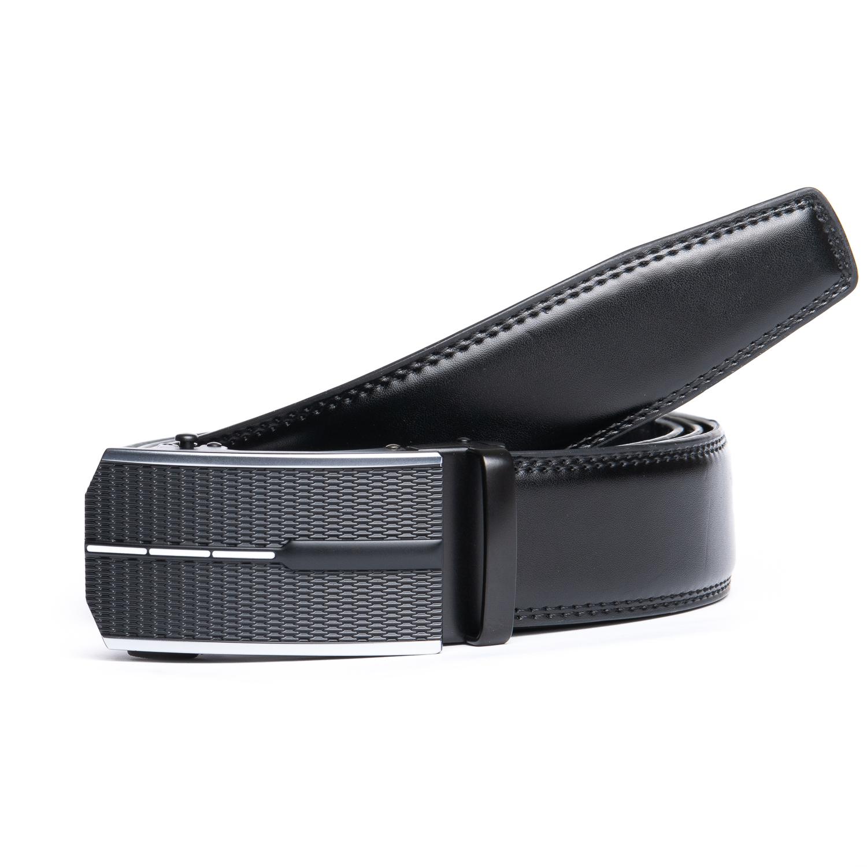 Ремень Мужской кожа C40-1753 black