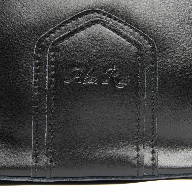 Сумка Женская Классическая кожа ALEX RAI 08-4 8641 black