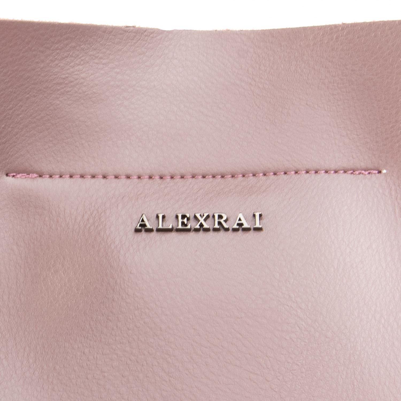 Сумка Женская Классическая кожа ALEX RAI 08-4 8630 purple