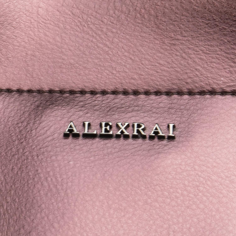 Сумка Женская Классическая кожа ALEX RAI 08-4 8630 brown - фото 3