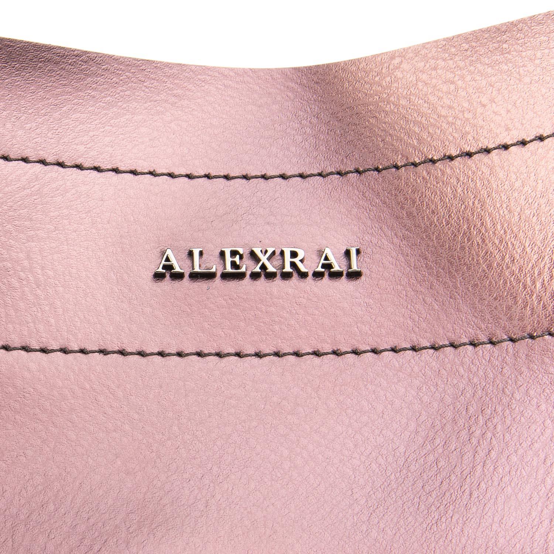 Сумка Женская Классическая кожа ALEX RAI 08-4 8550-1 brown - фото 3