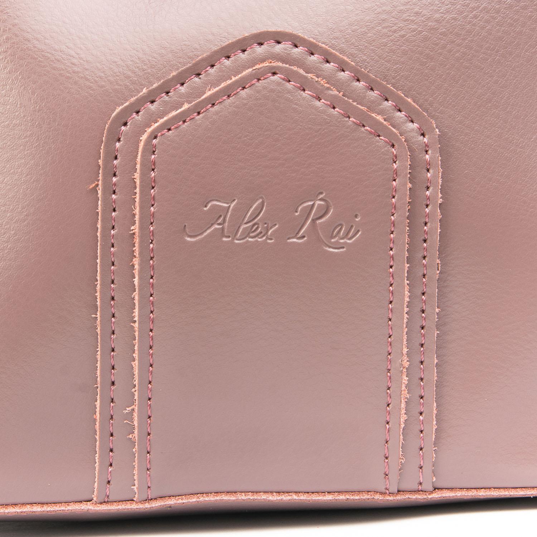 Сумка Женская Классическая кожа ALEX RAI 08-4 8641 purple