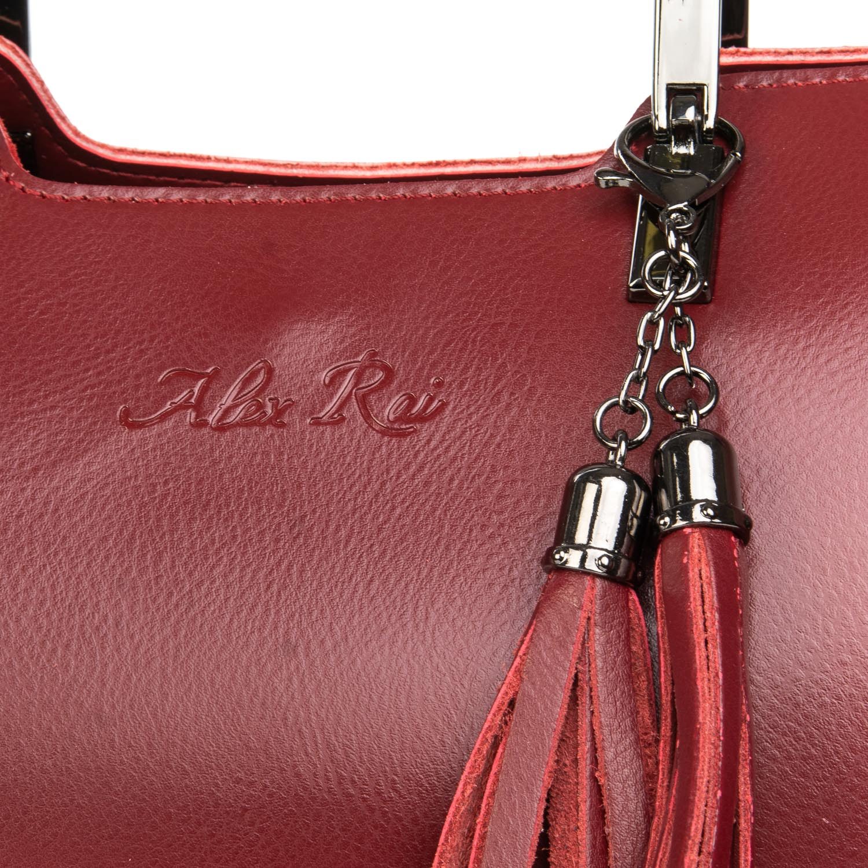 Сумка Женская Классическая кожа ALEX RAI 08-4 1540 clared