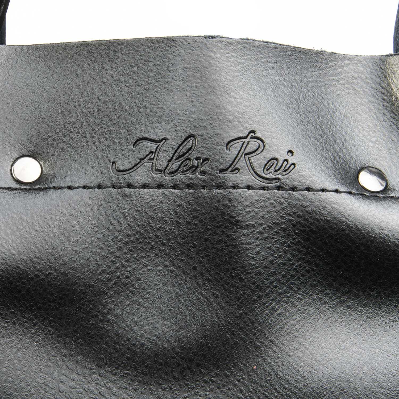 Сумка Женская Классическая кожа ALEX RAI 08-4 322 black
