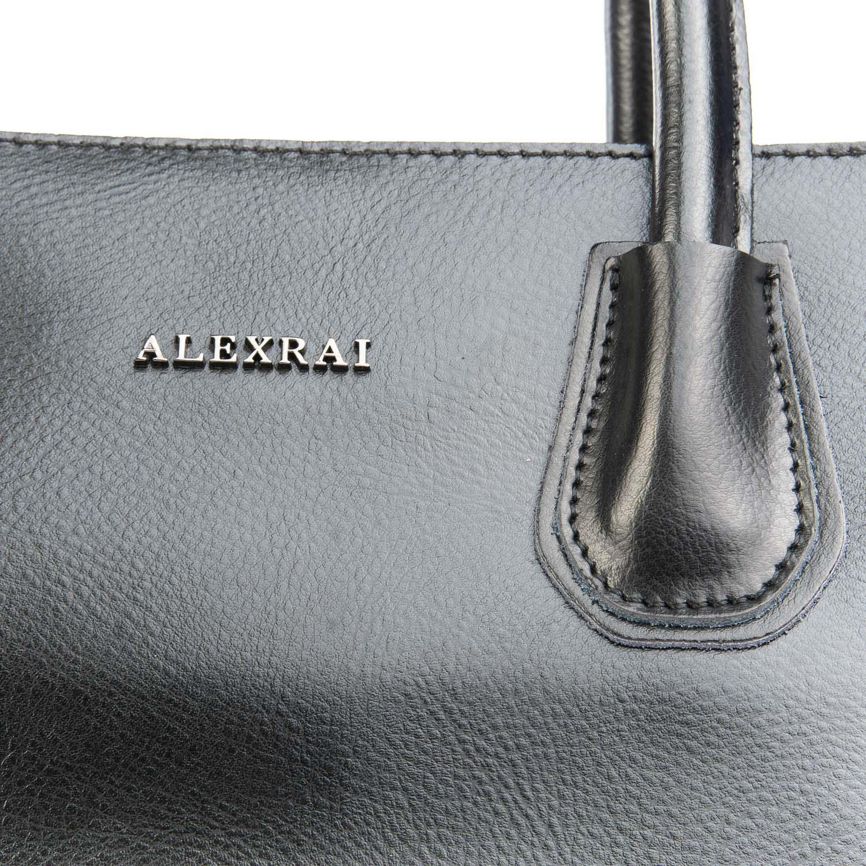 Сумка Женская Классическая кожа ALEX RAI 08-4 1527 black