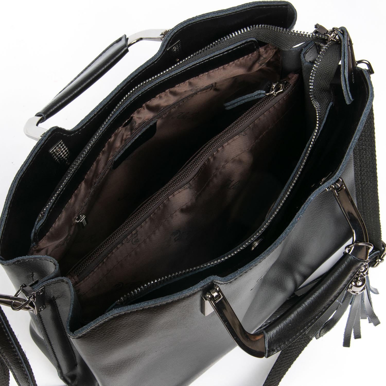 Сумка Женская Классическая кожа ALEX RAI 08-4 1540 black