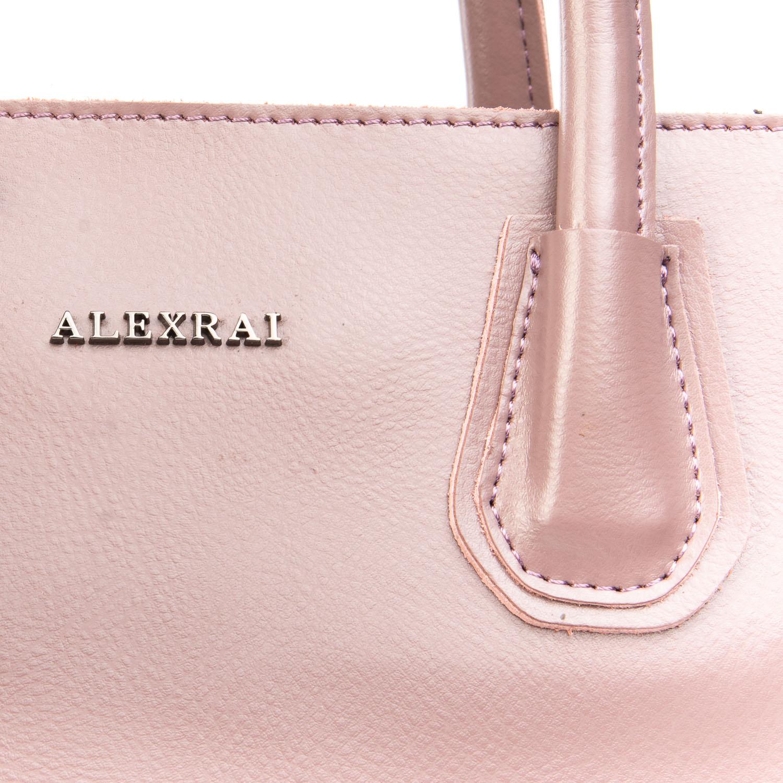 Сумка Женская Классическая кожа ALEX RAI 08-4 1527 violet - фото 3