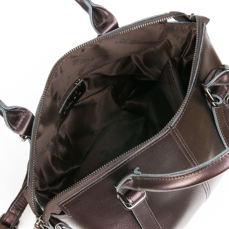 Сумка Женская Классическая кожа ALEX RAI 08-4 330 brown