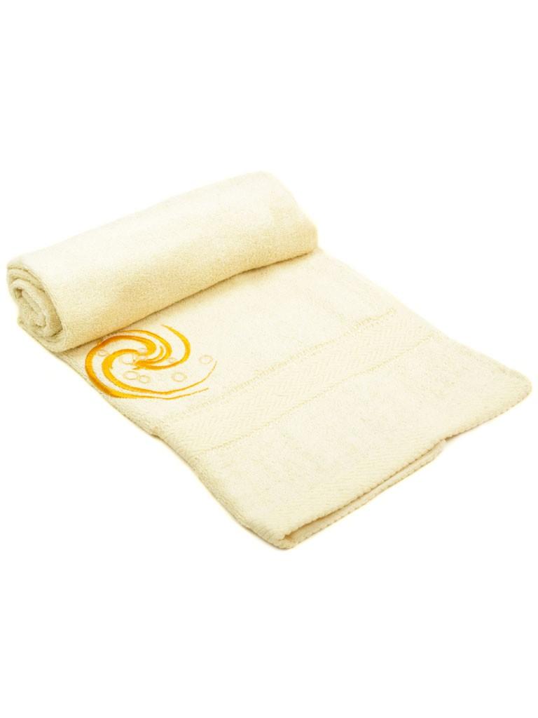 Домашний Текстиль Полотенце Лицевое махра 57-2-2 beige