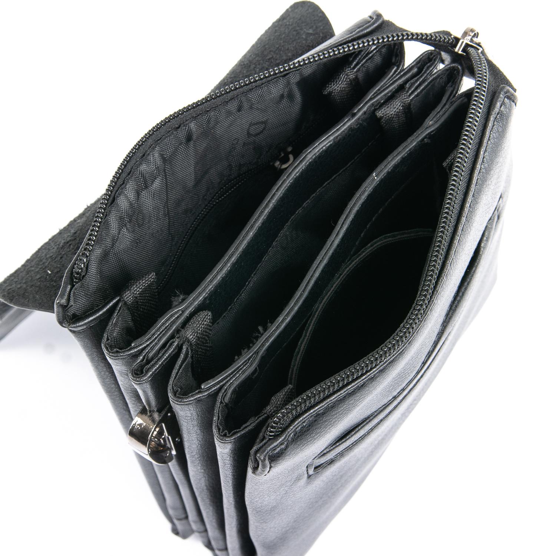 Сумка Мужская Планшет иск-кожа DR. BOND GL 308-0 black - фото 5