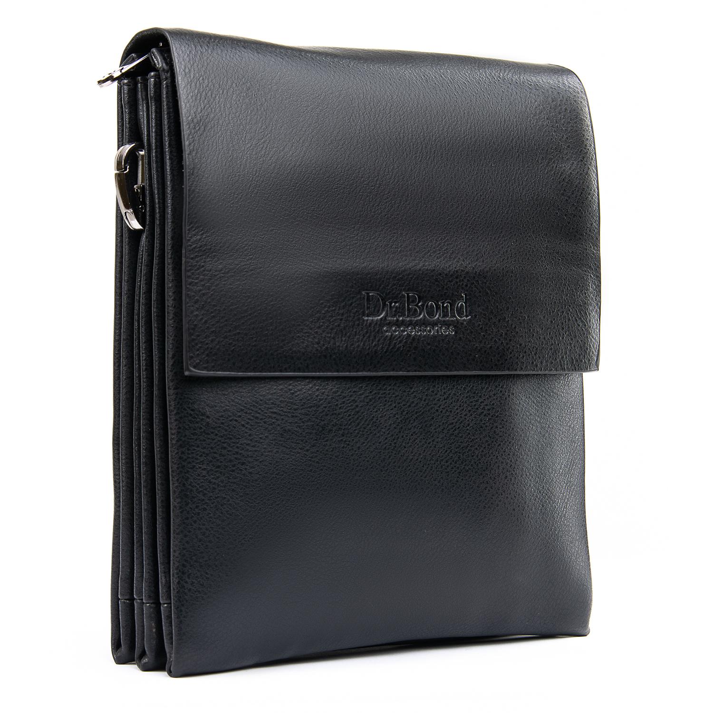 Сумка Мужская Планшет иск-кожа DR. BOND GL 308-2 black