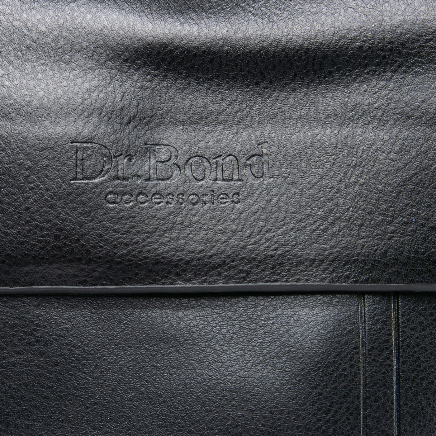 Сумка Мужская Планшет иск-кожа DR. BOND GL 210-2 black - фото 3