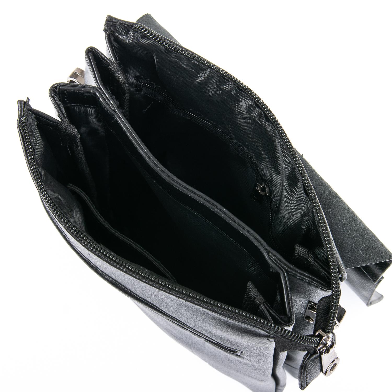Сумка Мужская Планшет иск-кожа DR. BOND GL 210-2 black - фото 5
