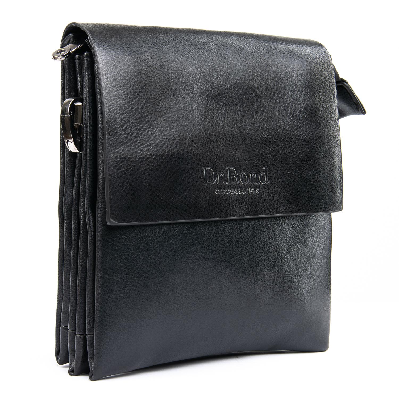 Сумка Мужская Планшет иск-кожа DR. BOND GL 308-1 black