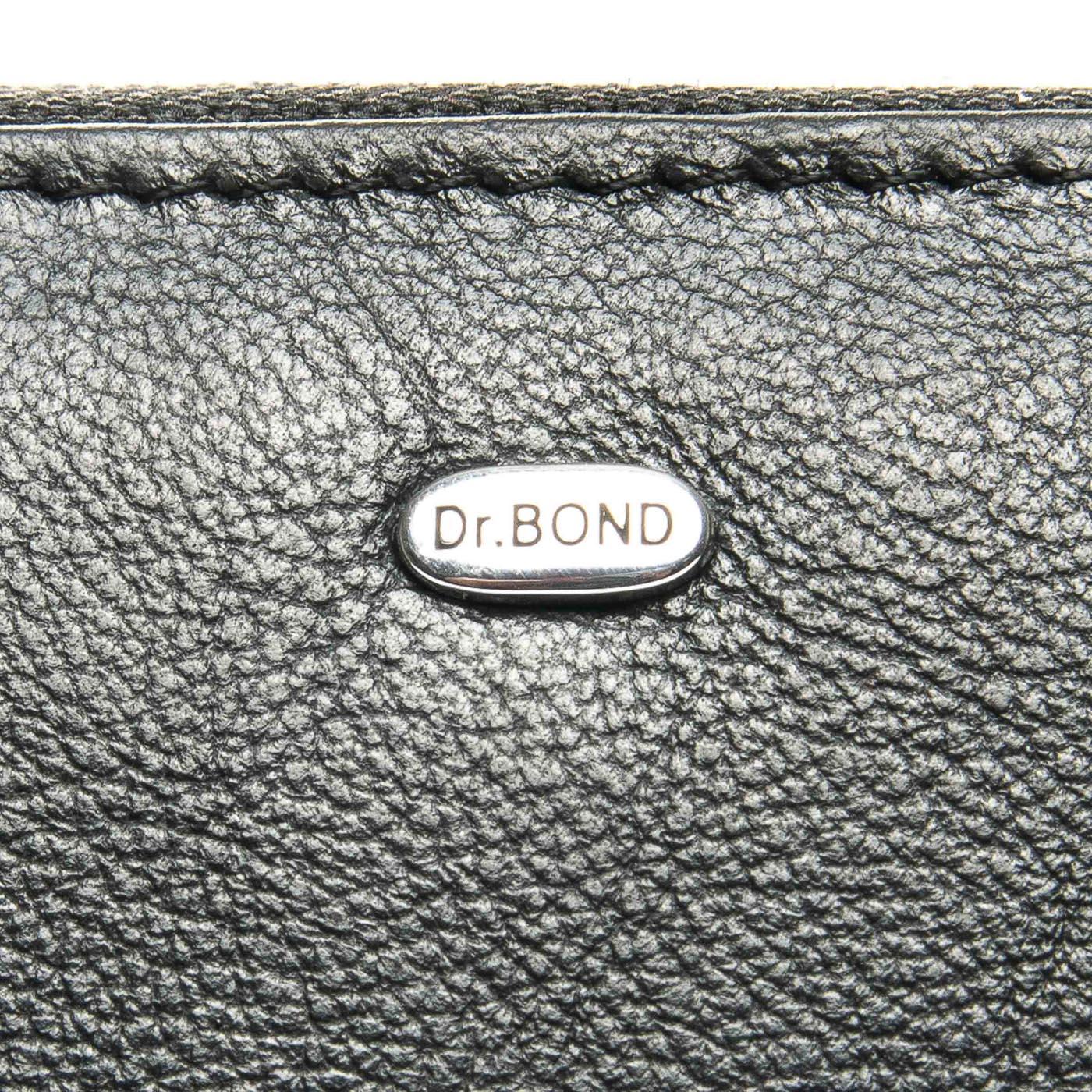 Кошелек Classic кожа DR. BOND WS-2 black цв коробка - фото 3