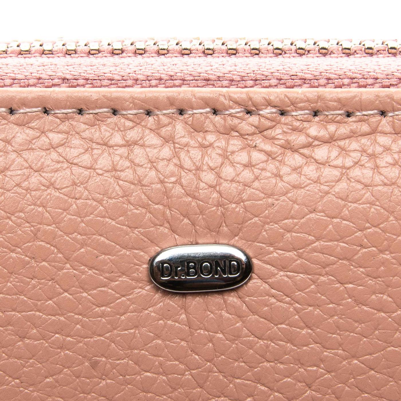 Кошелек Classic кожа DR. BOND WS-8 pink - фото 3