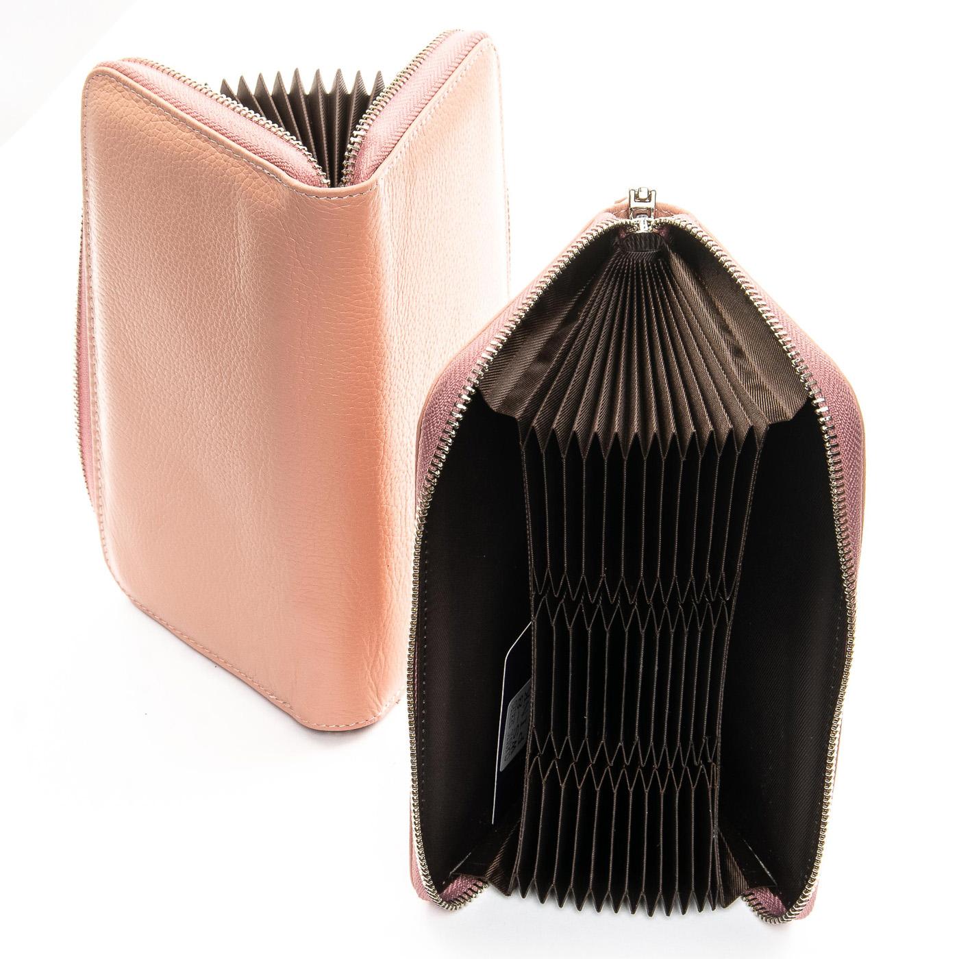 Кошелек Classic кожа DR. BOND WS-8 pink - фото 4